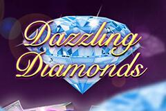 Игровой автомат на деньги Dazzling Diamonds