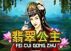 Игровой автомат на деньги Fei Cui Gong Zhu