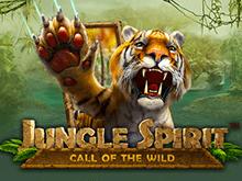 Игровой автомат на деньги Jungle Spirit: Call Of The Wild