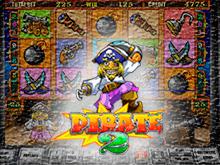 Игровой автомат на деньги Pirate 2
