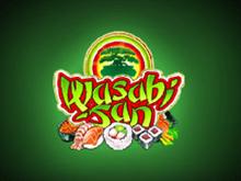 Игровой автомат на деньги Wasabi-San